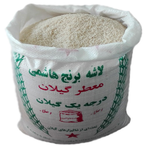 پخت برنج نیم دانه